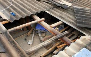 Ремонт кровли крыши частного дома