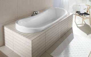 Выбор ванны — материал и форма