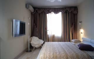 Дизайн прямоугольной спальни 12 кв м