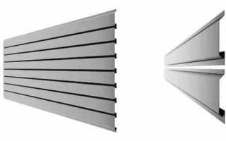 Металлический фасад: фасадный листовой материал