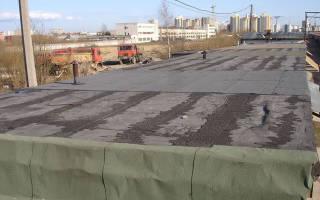 Чем покрыть крышу металлического гаража от протекания?
