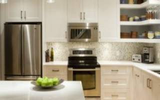 Кухня 9м дизайн фото