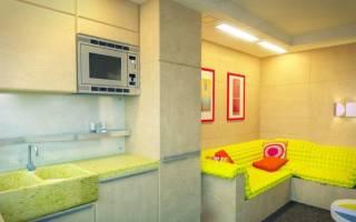 Дизайн маленькой комнаты 17 кв м