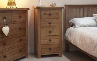 Дизайн комода в спальню