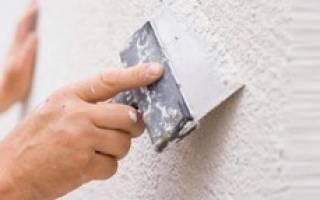 Какой шпатель выбрать для шпаклевки стен