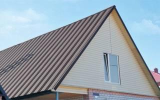 Как самому покрыть крышу профнастилом?