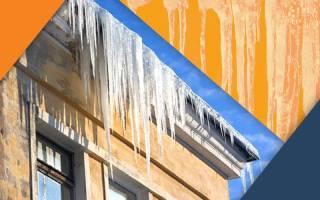 Системы обогрева кровли и водостоков: крыша с подогревом