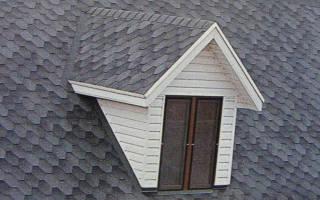 Окно на фронтоне дома фото – оконный проем в чердачной крыше