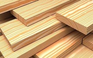 Какие доски нужны для крыши: размеры стропил