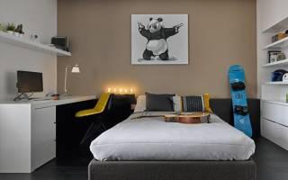 Дизайн комнаты подростка мальчика 10 15