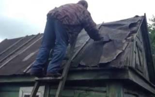 Новая крыша на старый дом: как выровнять стропила?