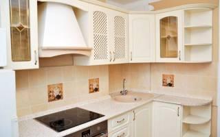 Маленькая кухня в доме фото дизайн