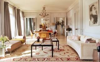 В чем прелесть классического интерьера в помещении