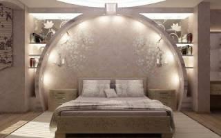 Дизайн ремонта в спальне фото
