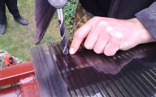 Как правильно крепить поликарбонат на навес – способы крепления стекла к металлу