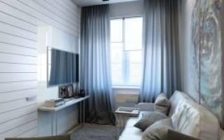 Дизайн однокомнатной квартиры 40 м2 в новостройке