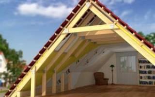 Стропильная система двухскатной крыши франтон способы завязывания, монтаж фронтона