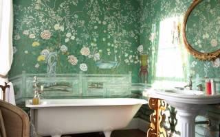 Стены в ванной дизайн фото