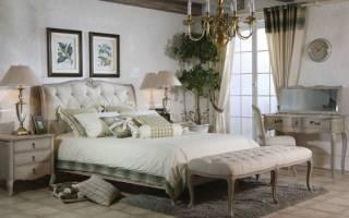 Дизайн комнаты прованс