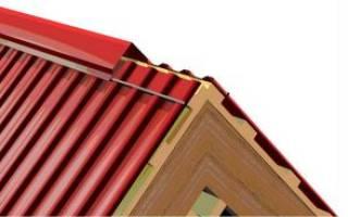 Конек на крыше дома фото – как сделать коньки?