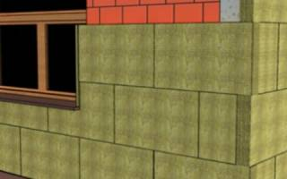 Как утеплить стену в полкирпича изнутри