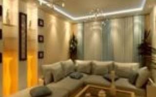 Дизайн линейной квартиры